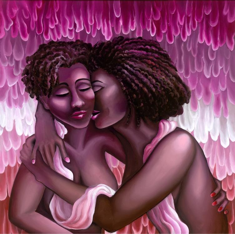 Pink Embrace