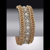 Royal Lace Bracelet