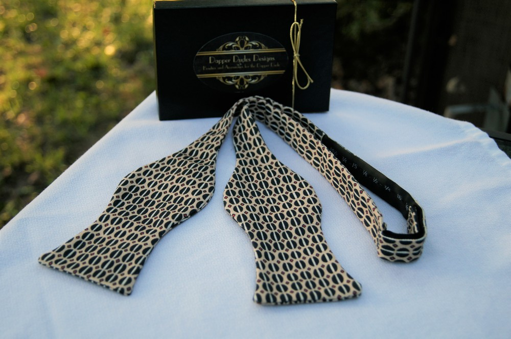 Mens Selftied Bowtie