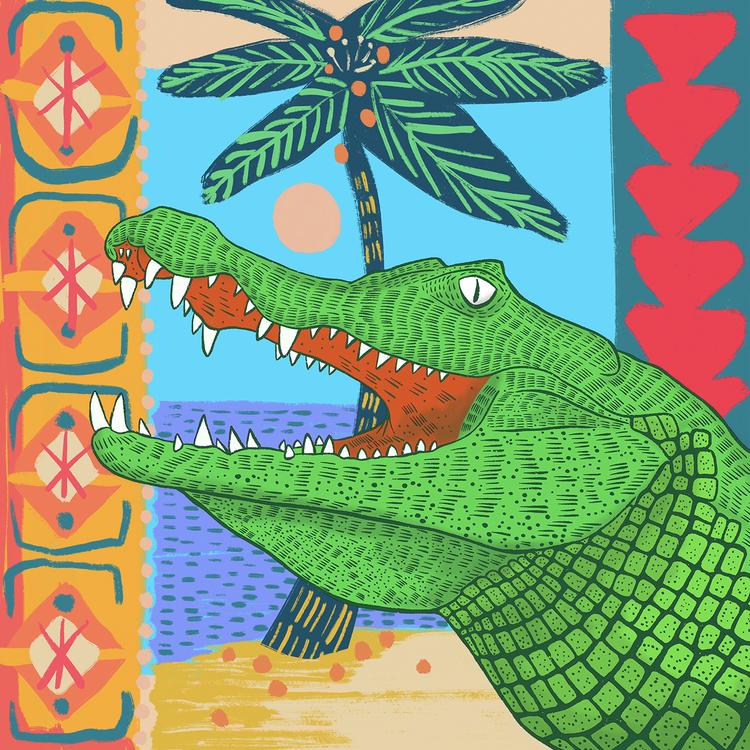 Gator Paradise