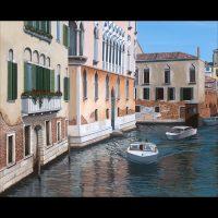 Cruising Through Venice