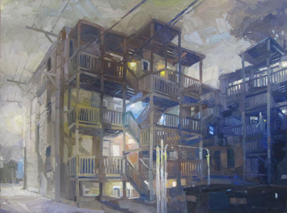 Bryn Mawr Alley