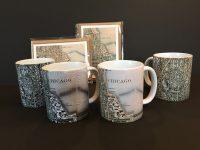 Coffee Mugs and Postcards