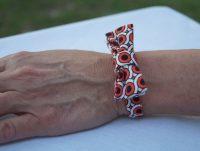 Womens Bowtie Bracelet