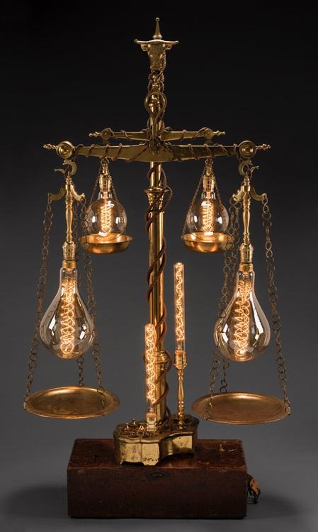 1860's Grand Model Butcher's Balance