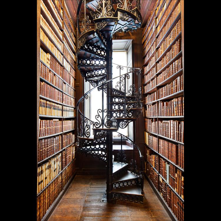 Spiral Staircase (V)