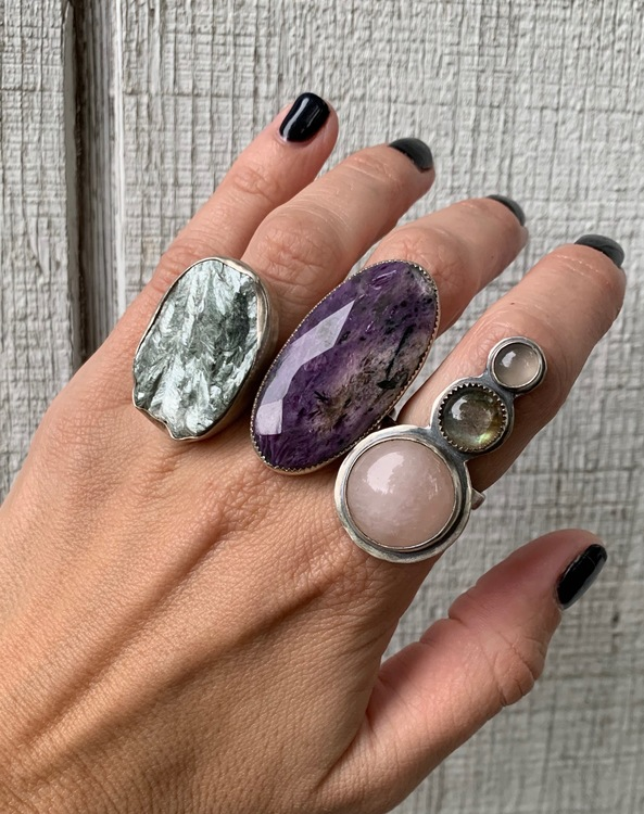 Statement Rings