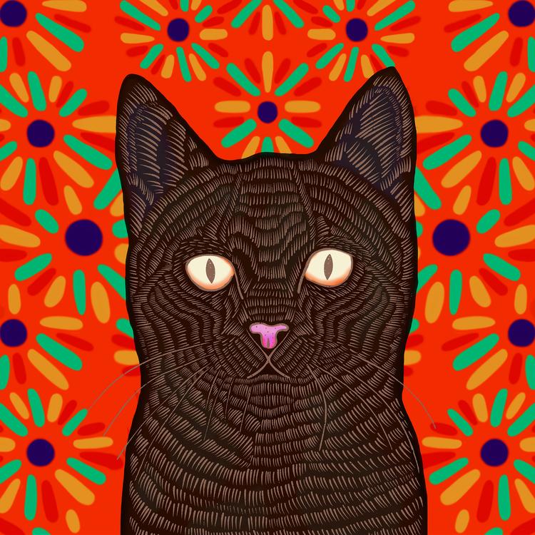 Black Meow Meow