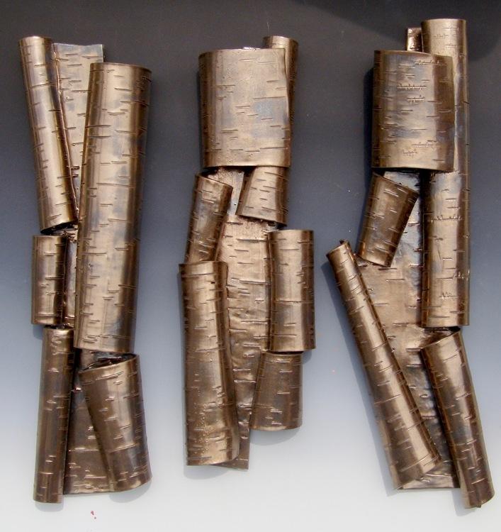 Scrolls in Bronze
