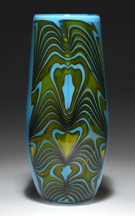 Damascus Vase