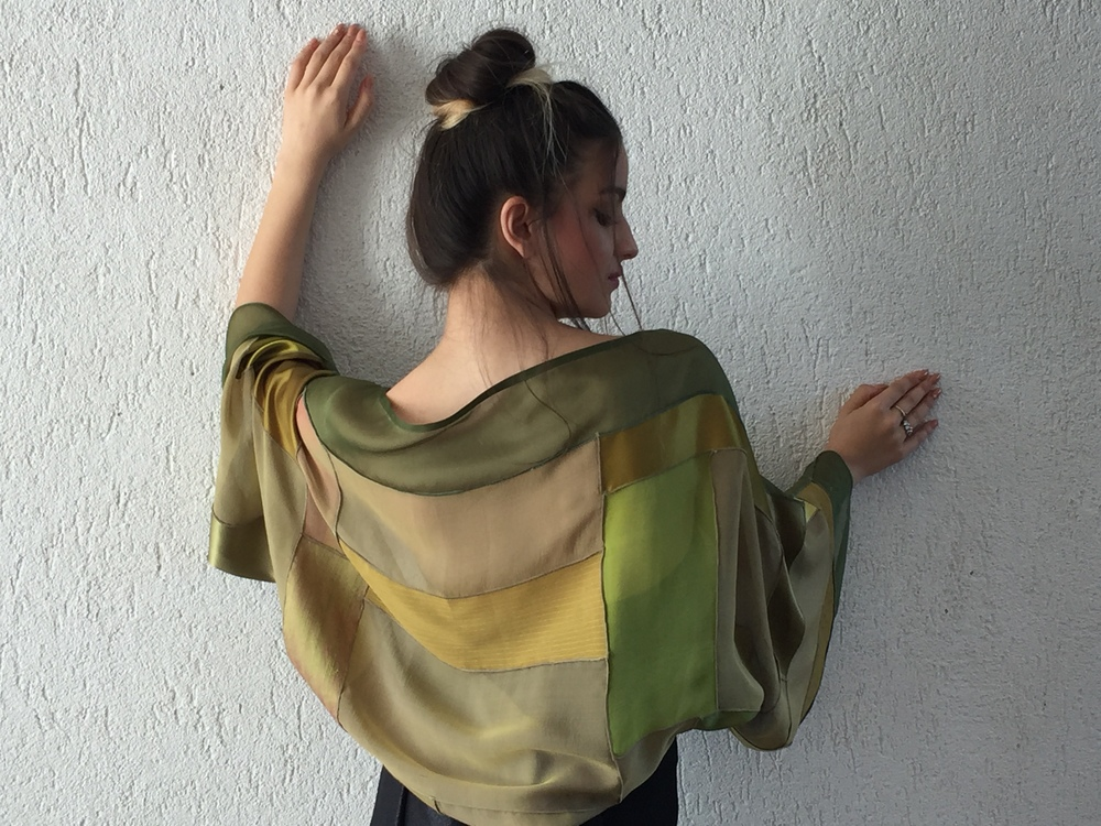 One of a Kind Shrug
