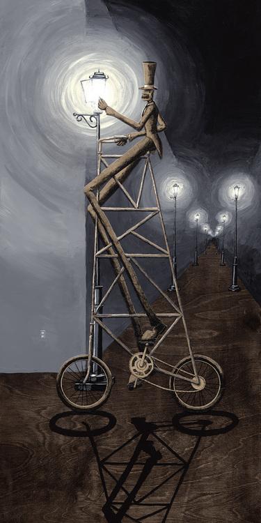 The Lamplighter IX